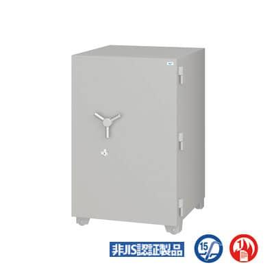 【エーコー】 データメディア用耐火金庫 シリンダー錠式 内容量:179L 重量:375kg/DXG-200