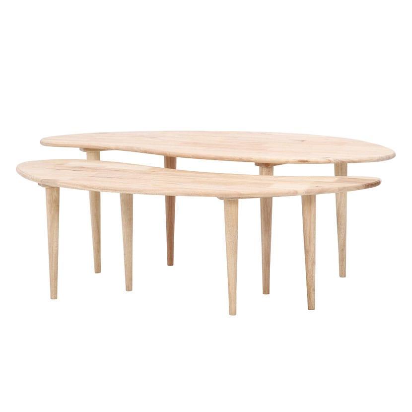 Natural Signature センターテーブル テーブル おしゃれ ソファーテーブル 木製 COFFEE 幅114cm 幅114cm