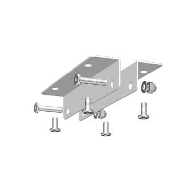 [オプション]Garage(ガラージ)/机上棚CC同高さ連結金具/GA-CC-TJ