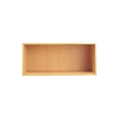 fantoni GF 木製収納庫 組み合わせ自由 幅900×奥行432×高さ400mm A4ファイル対応 ファントーニ GF
