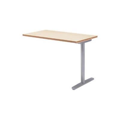 [オプション]fantoni GL 連結テーブル 連結天板L型T字脚用 幅600×奥行1000×高さ720mm ファントーニ GL