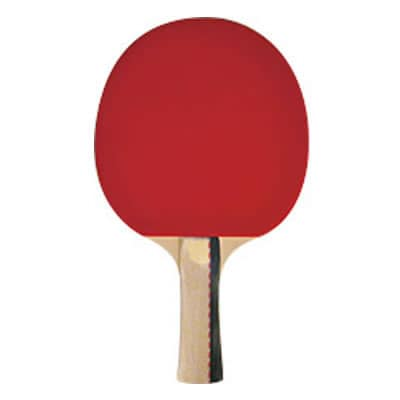 Garage(ガラージ)/ピンポンワークテーブル 卓球ラケット(シェイクハンド) ピンポン2個付き/GA-PW-12-821