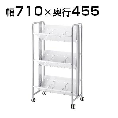 3段ファイルワゴン 重量タイプ/HS-YS-41