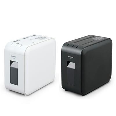 超静音パーソナルシュレッダー 45db クロスカット 4×25mm CD対応 グリーン購入法適合品 P6HCS