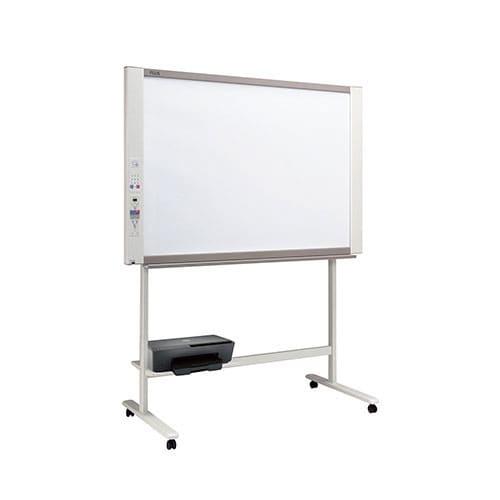 プラス コピーボード ホワイトボード ネットワークボード 電子黒板 カラーインクジェットプリンタセット ボード2面/N-31SI