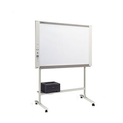 プラス コピーボード ホワイトボード ネットワークボード 電子黒板 モノクロレーザープリンタセット ボード2面/N-31SL