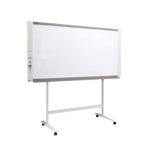 プラス コピーボード ホワイトボード ネットワークボード 電子黒板 スタンドセット ワイドタイプ ボード2面/N-31W-ST