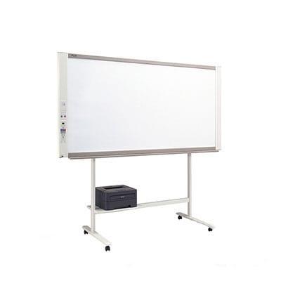 プラス コピーボード ホワイトボード ネットワークボード 電子黒板 モノクロレーザープリンタセット ワイドタイプ ボード2面/N-31WL