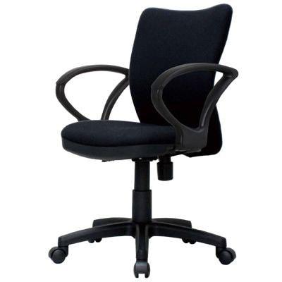 オフィスチェア デスクチェア 事務椅子/肘付/KE-K-922+92AR