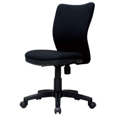 オフィスチェア デスクチェア 事務椅子/肘無/KE-K-922