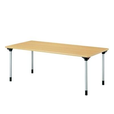 折りたたみテーブル 業務用 幅1800×奥行750mm KMH-1875