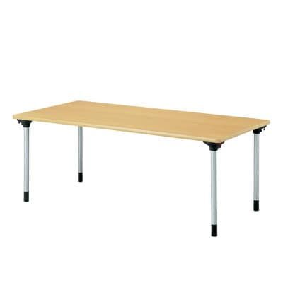 折りたたみテーブル 業務用 幅1800×奥行900mm KMH-1890