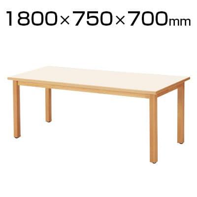 リフレッシュ ダイニングテーブル/幅1800×奥行750mm/KWM-1875