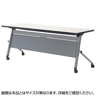 天板跳ね上げ式テーブル 幅1500×奥行600mm・パネル付 LQH-1560P