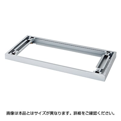 L6-11S | L6 スライドベース L6-11S M4 シルバー 幅900×奥行427×高さ50mm プラス(PLUS)