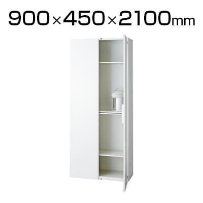 L6-210KU | L6 キッチンユニット L6-210KU W4 ホワイト 幅900×奥行450×高さ2100mm プラス(PLUS)