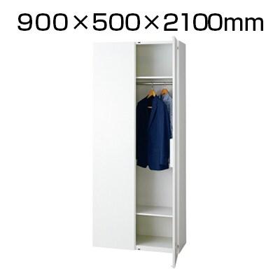 L6-F210L   L6 ロッカー L6-F210L W4 ホワイト 幅900×奥行500×高さ2100mm プラス(PLUS)