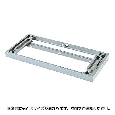 L6 配線ベース L6-G11X M4 シルバー 幅800×奥行377×高さ50mm