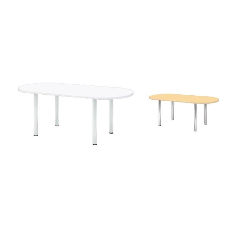 LM-180PO-P   LM TABLE 会議テーブル 幅1800×奥行900×高さ700mm プラス(PLUS)