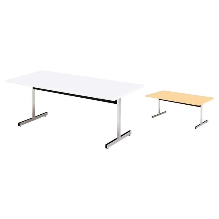 LM-180TR-P | LM TABLE 会議テーブル 幅1800×奥行900×高さ700mm プラス(PLUS)