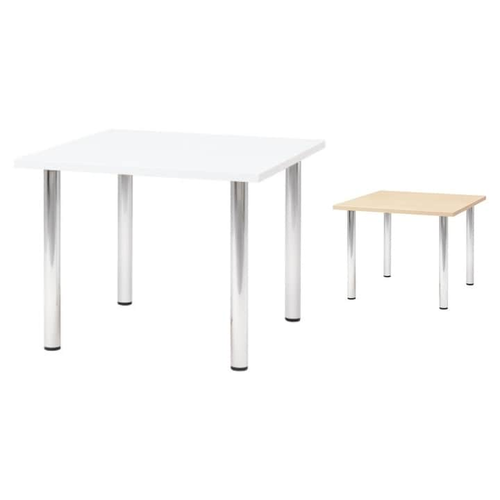 LM-90PS-P | LM TABLE 会議テーブル 幅900×奥行900×高さ700mm プラス(PLUS)