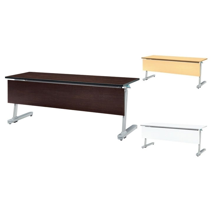 MF-J620M | MF-J 会議テーブル 幅1800×奥行600×高さ700mm プラス(PLUS)