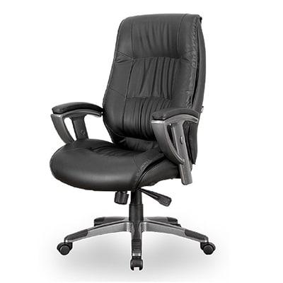 3Dマネジメントチェア 本革 レザーチェア  オフィスチェア ハイバック 役員椅子 REC-316AX
