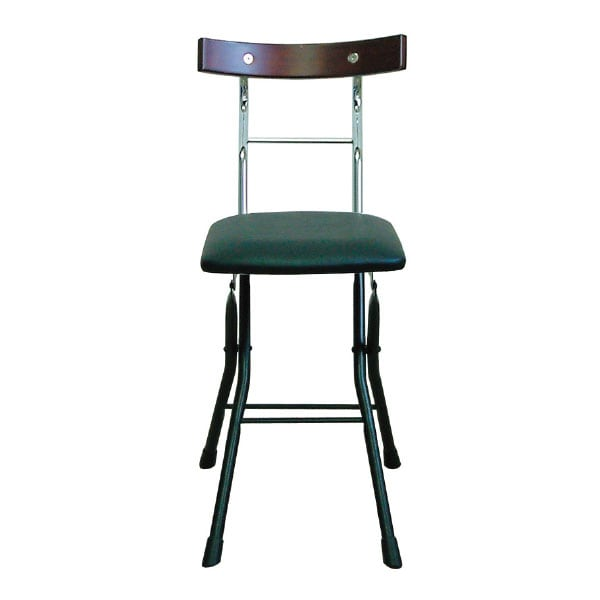 ロイドチェアー 折りたたみ椅子 作業椅子 天然木化粧合板仕様 作業用チェアー