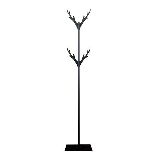 ポールハンガー チェルブス 高さ1700mm 鹿の角デザイン 日本製