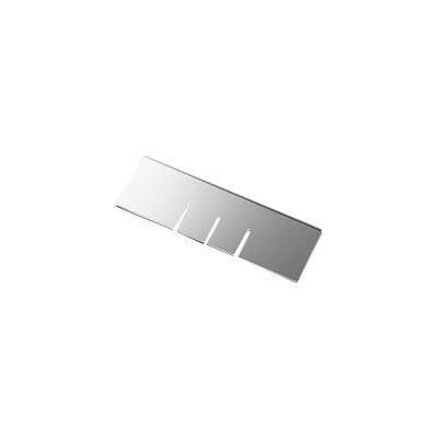 クウォール SE-B4-WPL / プラスチックキャビネット仕切板ヨコ・深型