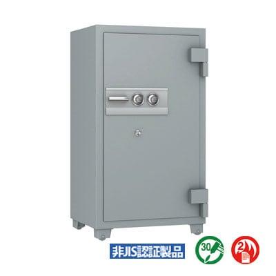 【エーコー】 防盗金庫 ダイヤル式 内容量:290L 重量:1260kg/SG-1260