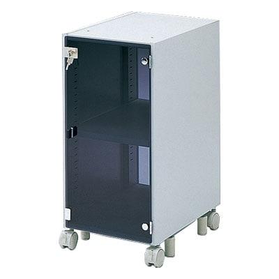 CAIデスク用 CPUボックス 独立 固定両用 扉付