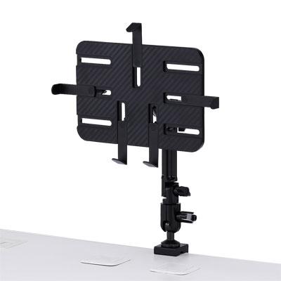 7~11インチ対応iPad・タブレット用アーム クランプ式・フレキシブルアーム SS-CR-LATAB14