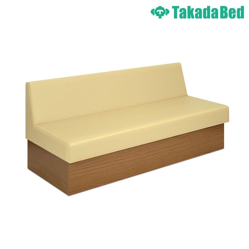 高田ベッド ソファー・チェア TB-1226-01 リングDX(01) 待合室 木目調 サイズ/カラー(台座:3色 背座:18色)選択可能