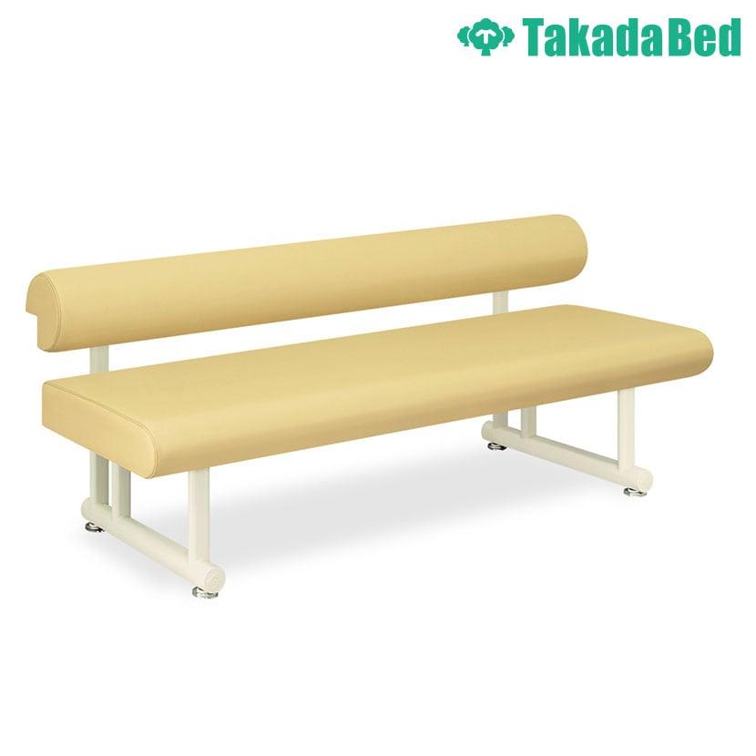高田ベッド ソファー・チェア TB-132-01 ソファーSR・背付き(01) 待合室 丸みのある優しいデザイン抜群の座り心地 サイズ/カラー(18色)選択可能