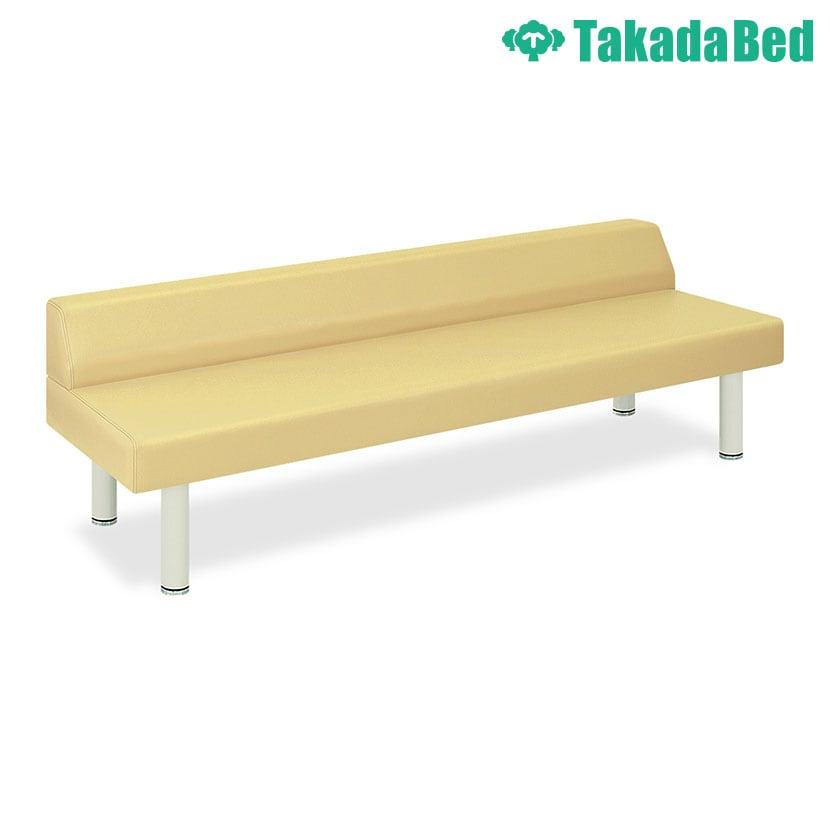 高田ベッド ソファー・チェア TB-469-02 フィンロウ(02) 直径6cmスチール製極太脚 高耐久 業務用 サイズ/カラー(18色)選択可能