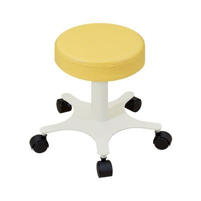 ◇サイズ選択有◇高田ベッド 病院 診察 施術椅子 丸イス STチェアー(キャスター付き)/TB-520-01