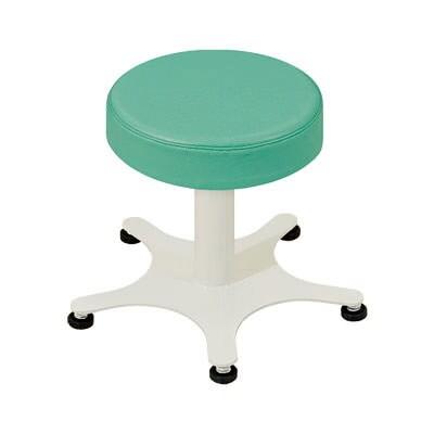 ◇サイズ選択有◇高田ベッド 病院 診察 施術椅子 丸イス STチェアー(アジャスター付き)/TB-520-02