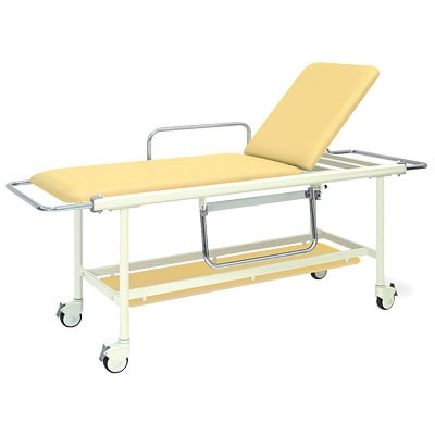高田ベッド サイズ選択可能 医療用ベッド 【背上げ機能】 GSストレッチャー100/TB-624