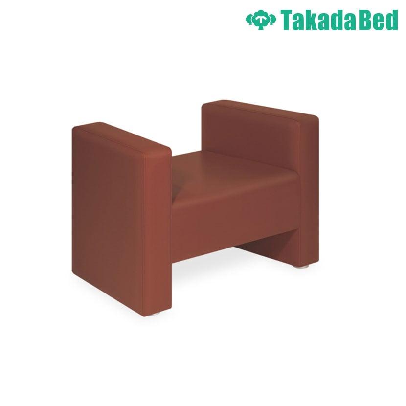 高田ベッド ソファー・チェア TB-682-01 レゴーJ(01) レイアウト自在 シンプル設計 省スペース 背なし サイズ/カラー(18色)選択可能