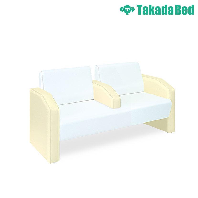 高田ベッド ソファー・チェア TB-741-02 マナティー(02) 妊婦/高齢者に優しい リラックス カラー(本体部:18色 肘置:18色)選択可能