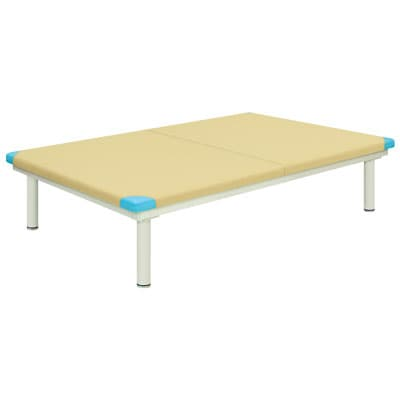 高田ベッド リハビリ 訓練台 トレーニングベッド 三角縫製プラットホーム TB-772-01