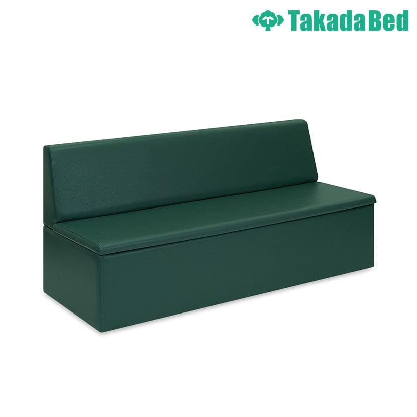 高田ベッド ソファー・チェア TB-789-01 収納ボックスソファー(01) 待合室 スペース活用 優しい背もたれ サイズ/カラー(18色)選択可能