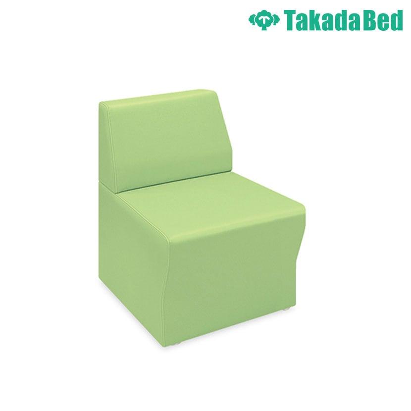 高田ベッド ソファー・チェア TB-803-01 ロビーSD(01) 待合室 座部スリット加工 汚れ防止 サイズ/カラー(18色)選択可能
