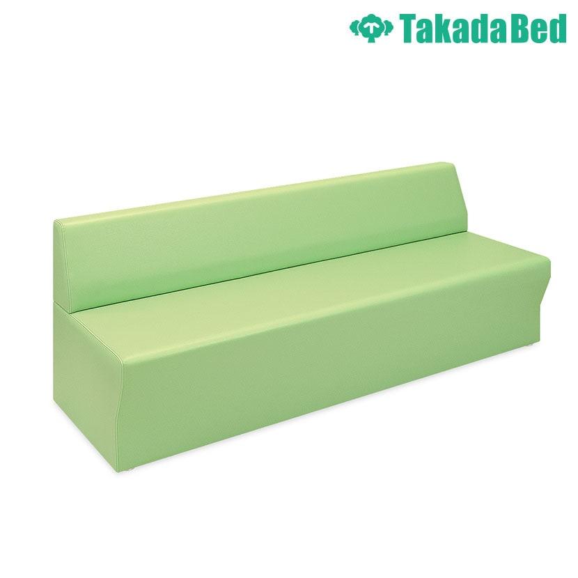 高田ベッド ソファー・チェア TB-803-03 ロビーSD(03) 待合室 座部スリット加工 汚れ防止 サイズ/カラー(18色)選択可能