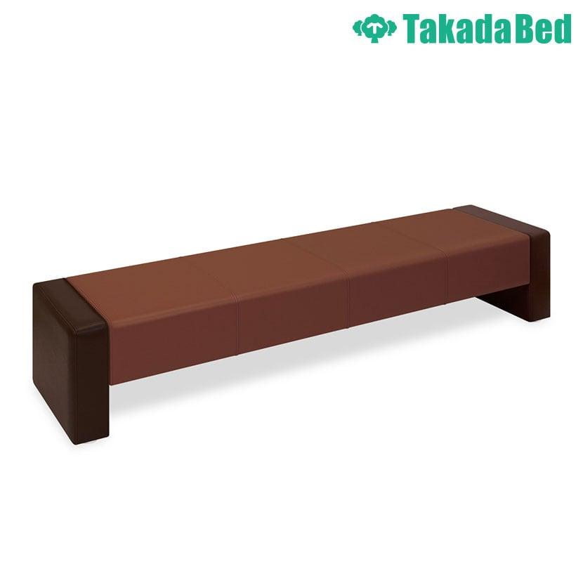高田ベッド ソファー・チェア TB-833-04 SNピース(04) 下部オープンタイプ シームライン縫製採用 サイズ/カラー(座:18色 両サイド:18色)選択可能