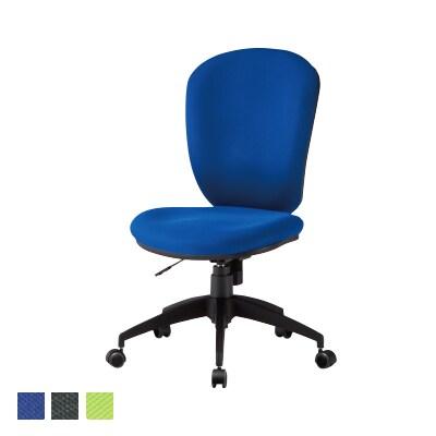 CF-5Cシリーズ オフィスチェア デスクチェア 事務椅子 肘なし 布張り / CF-5C