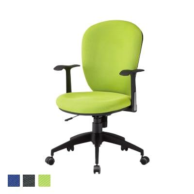 CF-5Cシリーズ オフィスチェア デスクチェア 事務椅子 肘付き 布張り / CF-5CA