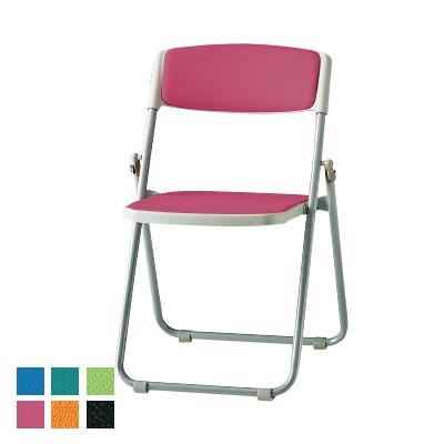 F-900シリーズ 折りたたみチェア ミーティングチェア 会議椅子 スチール脚タイプ 布張り