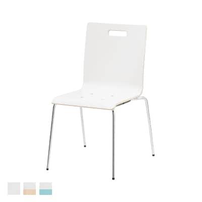 会議椅子 おしゃれ PMシリーズ リフレッシュチェア 4本脚タイプ 木製